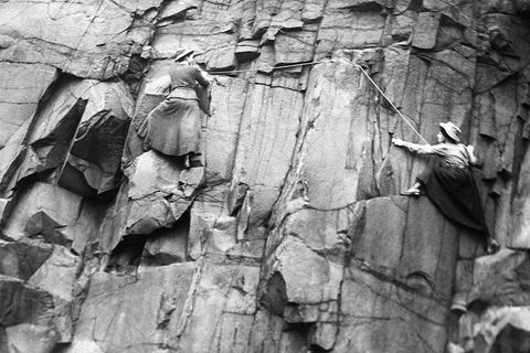 Ladies Scottish Climbing Club