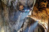 Die Höhlen von Škocjan