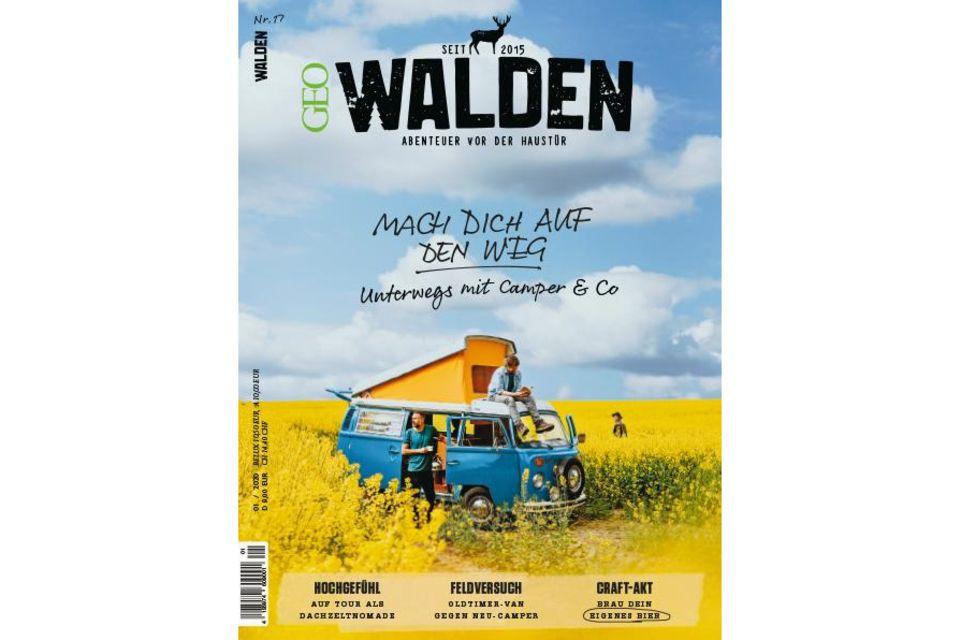 Walden Nr. 01/2020: Walden Nr. 01/2020 - Mach Dich auf den Weg