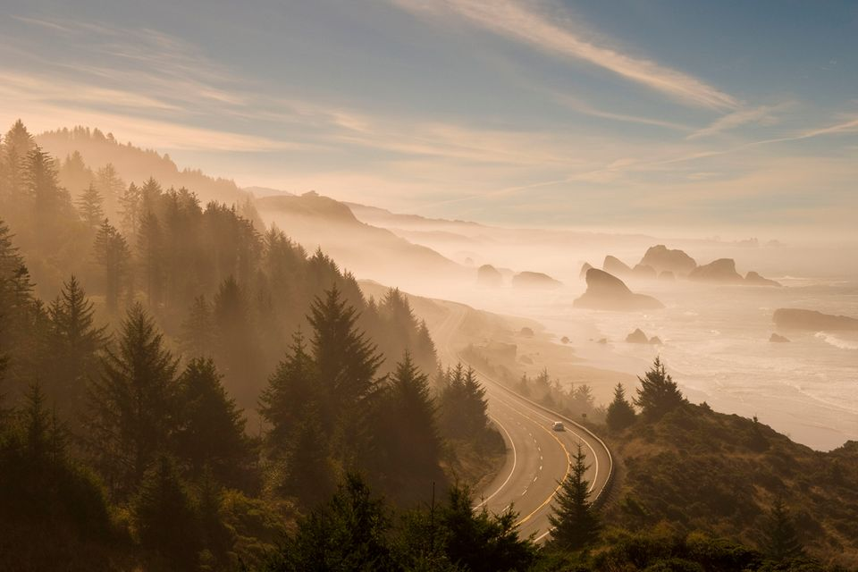 Oregon Coast Highway