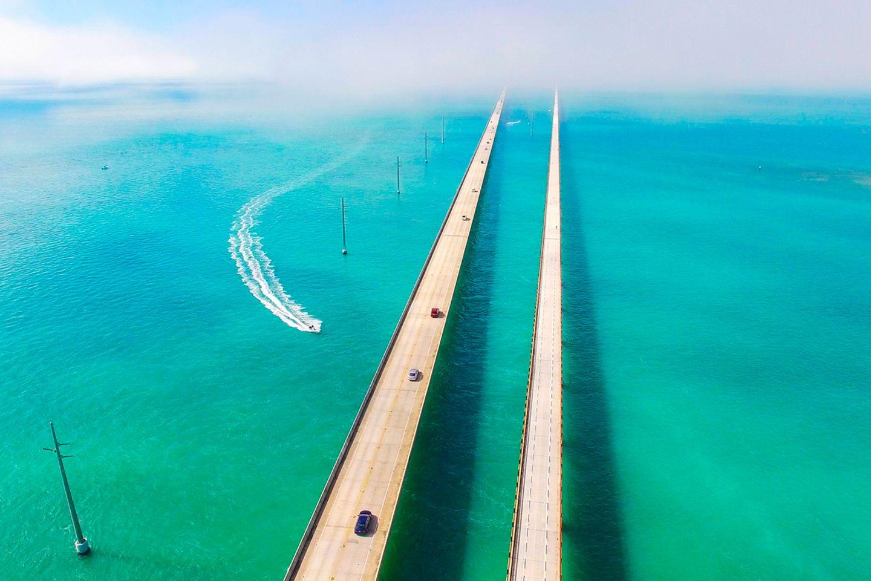 Seven Mile Bridge, Overseas Highway
