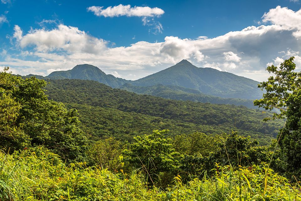 Morne Trois Pitons National Park, Dominica