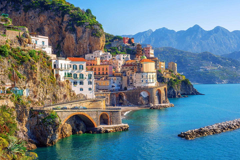 Amalfi-Küste, Atranti