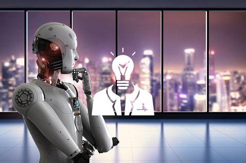 Podcast: Herr Faktencheck über Roboter und menschliche Furcht