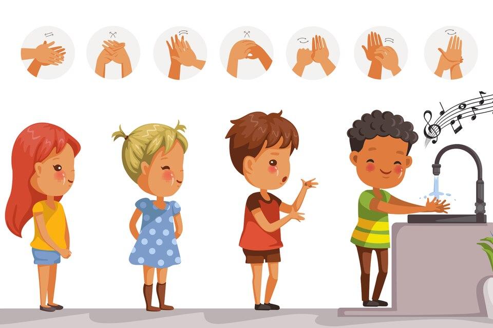 Tipps aus der GEOlino-Redaktion: Die besten Songs zum Hände waschen