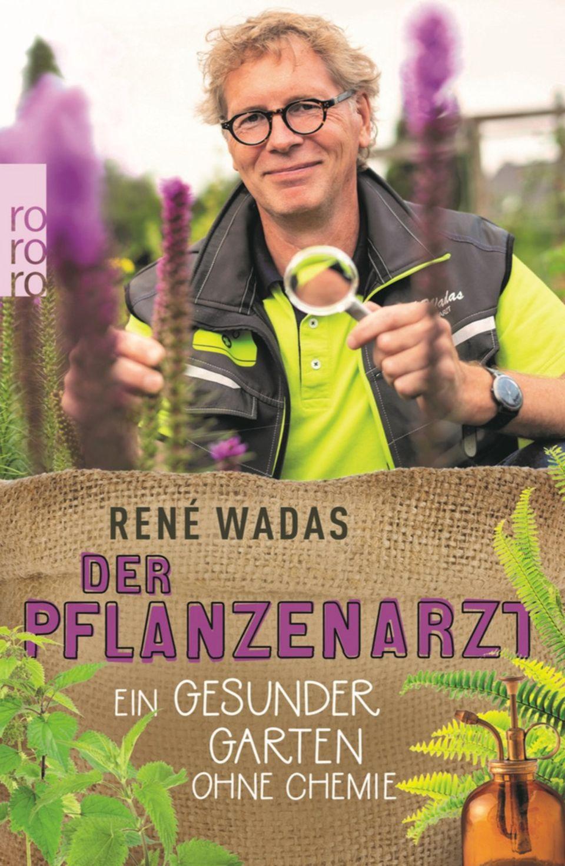 """Schnecken im Garten: Der Text stammt aus dem neuen Buch von René Wadas: """"Der Pflanzenarzt: Ein gesunder Garten ohne Chemie"""", erschienen im Rowohlt-Verlag"""