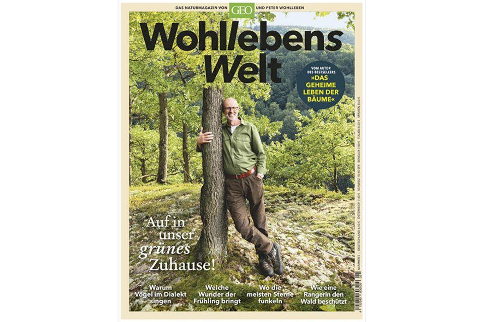 Wohllebens Welt Nr. 05/2020: Auf in unser grünes Zuhause!