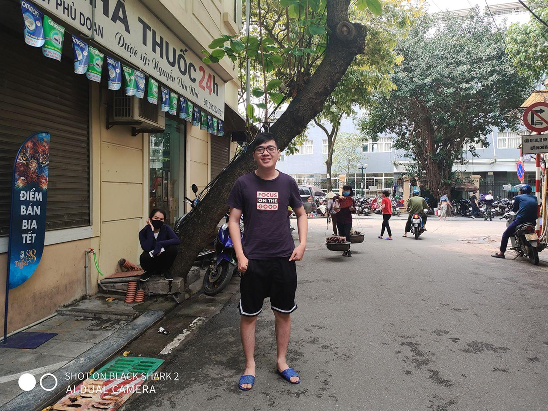Ha Le aus Vietnam