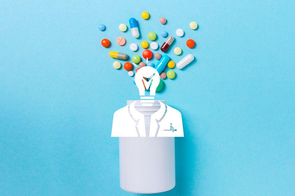Podcast Herr Faktencheck: Bitte checken: Kommt COVID-19 durch Antibiotika in der Massentierhaltung?