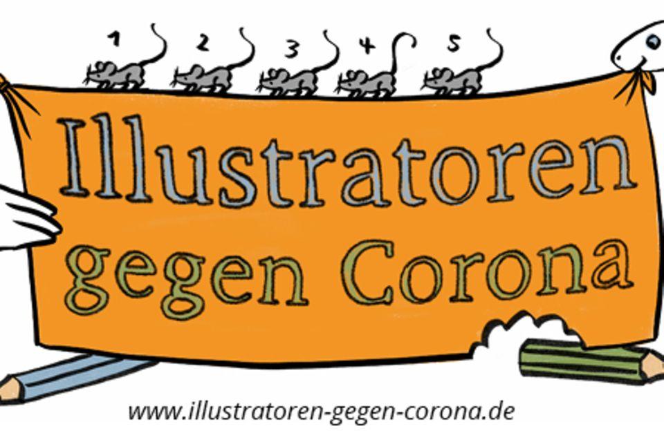 Illustratoren gegen Corona
