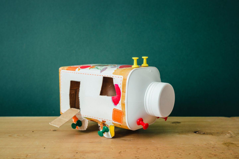 Upcycling-Spielzeug