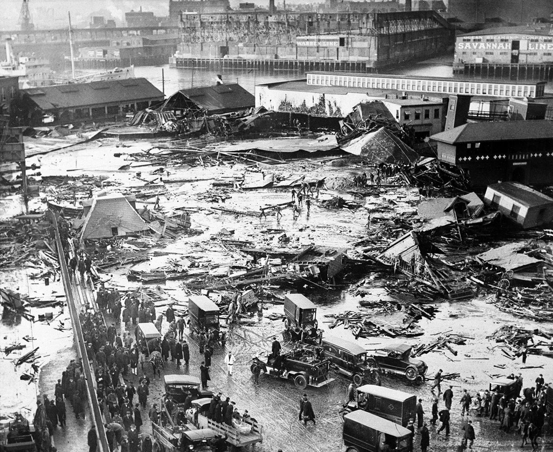 Boston, 1919