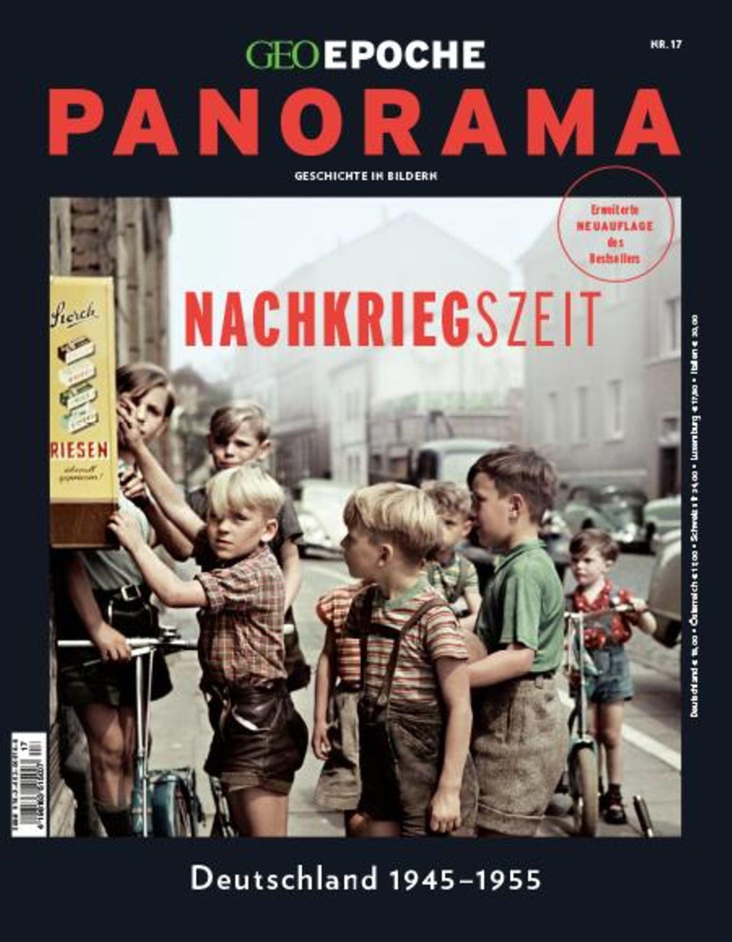 GEO Epoche Panorama - Nachkriegszeit