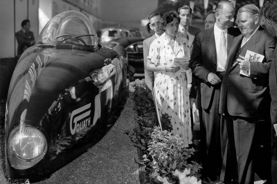 Berliner Autosalon 1951