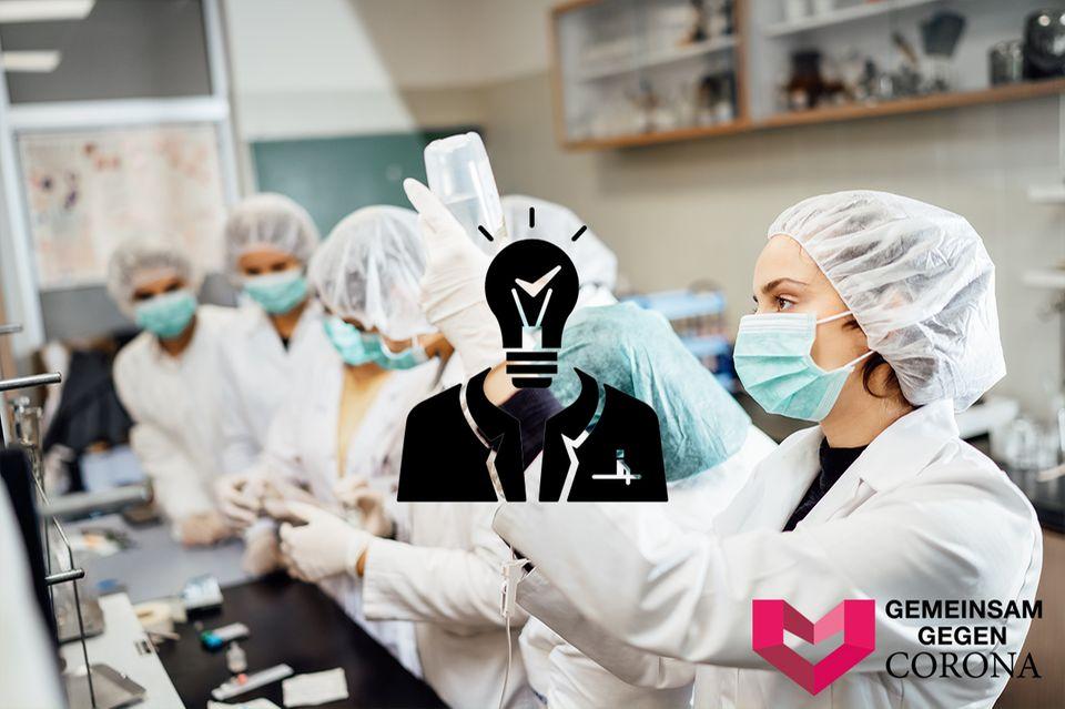 Podcast Herr Faktencheck: Bitte checken: Ist ein Antikörper-Test der Schlüssel zurück in ein normales Leben?