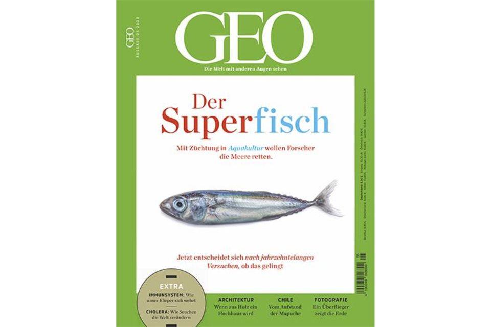 GEO Nr. 05/2020: GEO Nr. 05/2020 - Der Superfisch