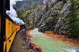 Durango and Silverton Narrow Gauge Railroad, USA