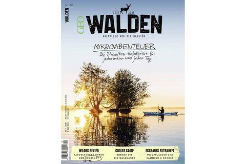 WALDEN 02/2020 : Mikroabenteuer