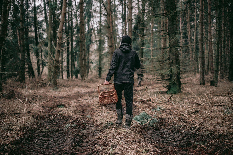 Raus und Machen: 24 Stunden im Wald können herausfordernd sein, aber auch für ordentlich Ruhe sorgen
