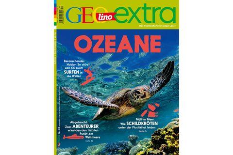 GEOlino Extra Nr. 82: Ozeane