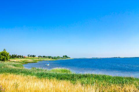 Ostsee: Viel Farbe und schöne Stimmung verspricht die Insel Poel