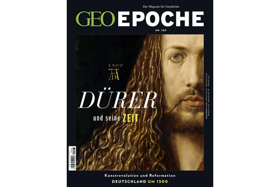 GEO EPOCHE 103/2020: GEO EPOCHE 103/2020 - Dürer und seine Zeit