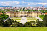 Österreich: Schloss Schönbrunn