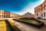 Italien: Schloss Stupinigi