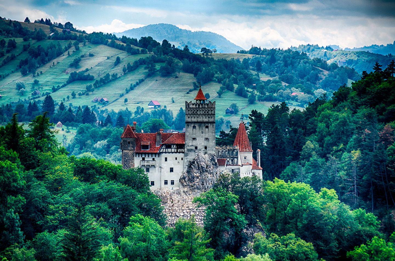 Rumänien: Burg Bran