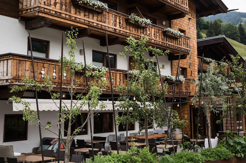 Hotel Tirolerbuam