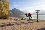 Platz 5: Bodensee-Königsee-Radweg