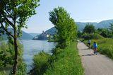 Platz 8: Donau-Radweg