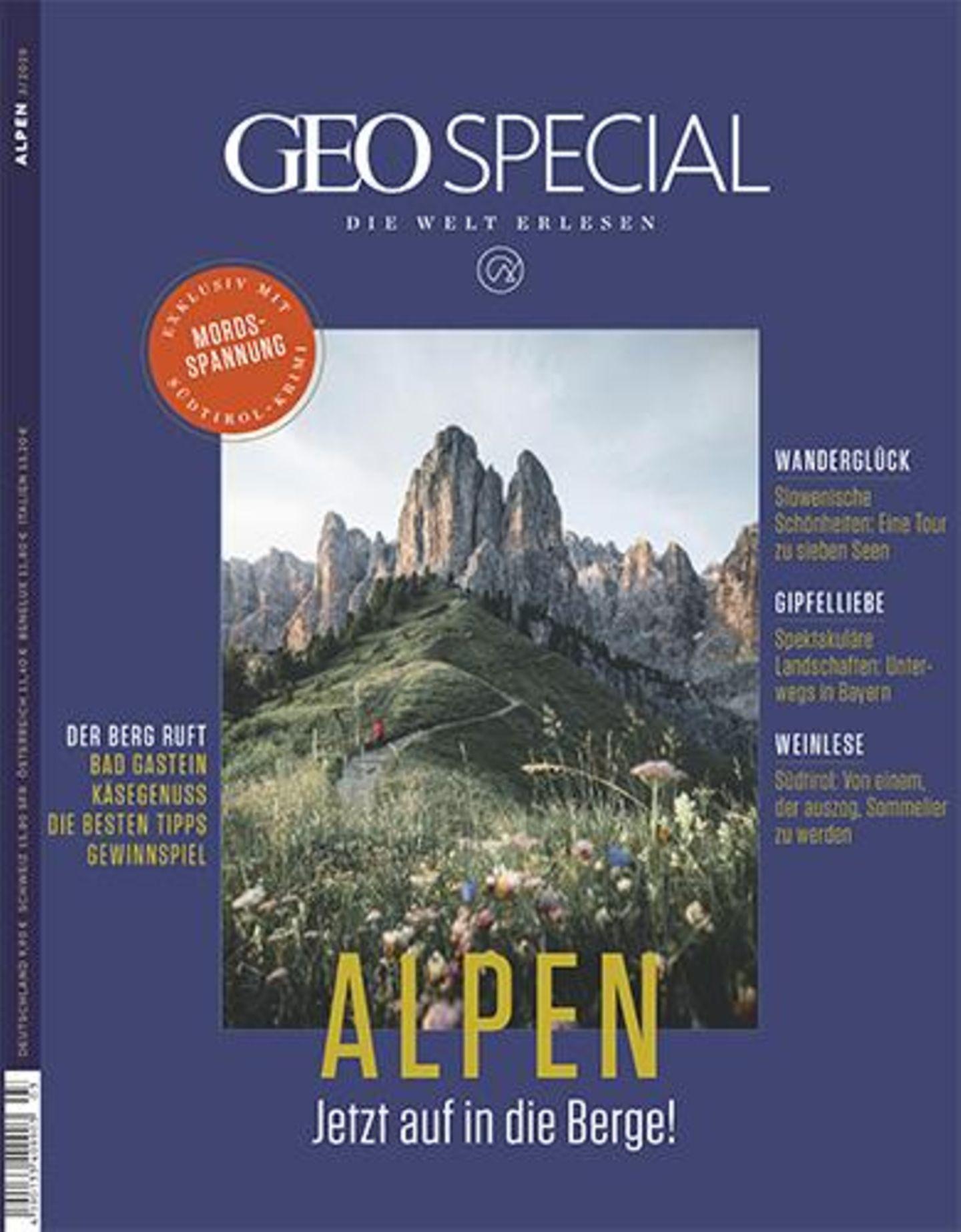 GEO Special: Alpen - Auf in die Berge