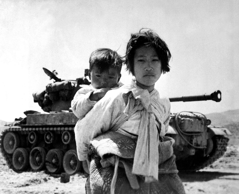 70 Jahre Kriegsanfang: Was als lokaler Krieg begann, entwickelte sich zur internationalen Krise und ließ über 100.000 elternlose und heimatlose Kinder in Korea zurück