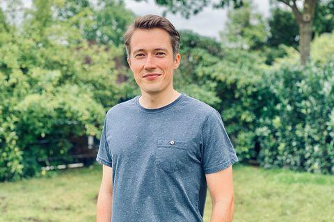 """Podcaster Erik Lorenz: Erik Lorenz zählt mit seinem Podcast """"Weltwach"""" zu den erfolgreichsten im Reise-Segment. Gleichzeitig leiht er auch """"GEO. Der Podcast"""" seine Stimme"""