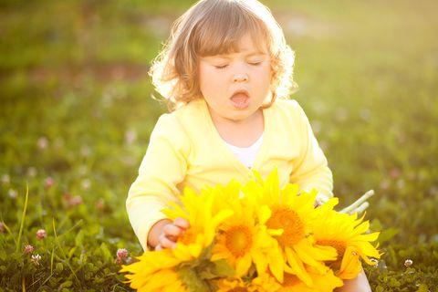 Endlich verstehen: Es kitzelt in der Nase, wenn die Sonne scheint - wir niesen. Warum ist das so?
