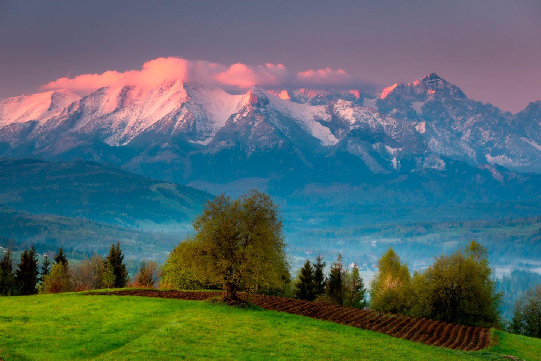 Hohe Tatra, Polen