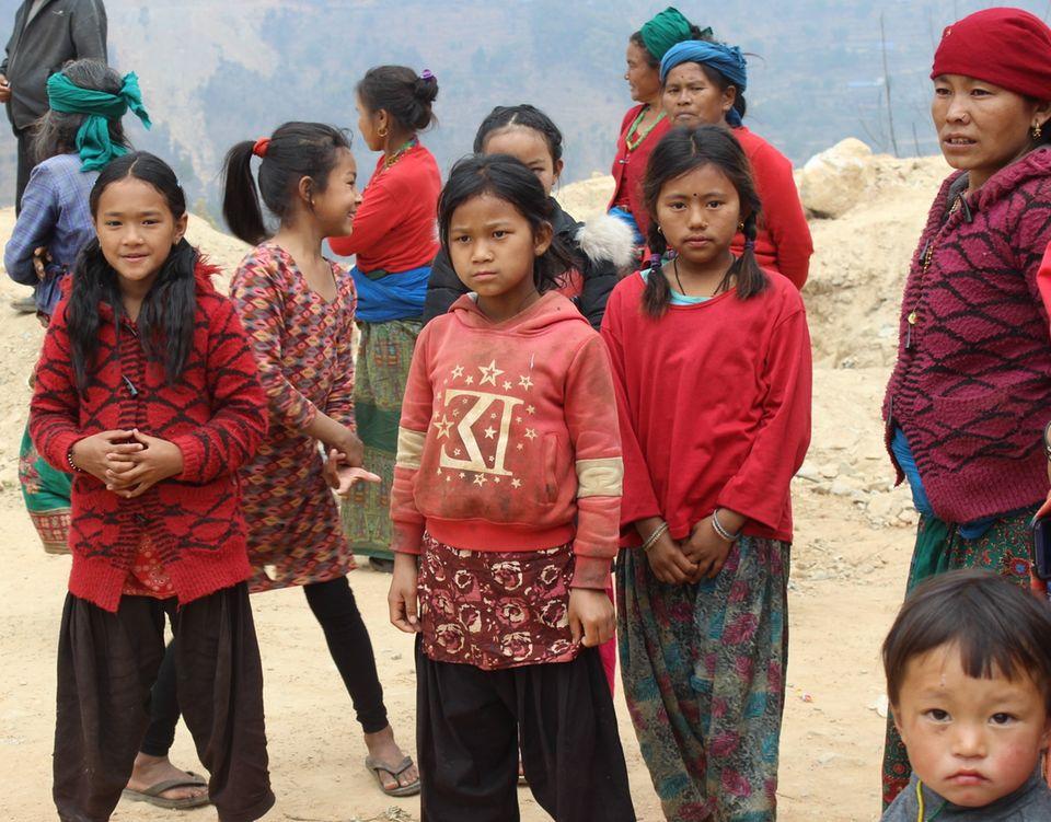 Das Projekt bringt auch neue Perspektiven für das Leben und den Schulunterricht der Kinder
