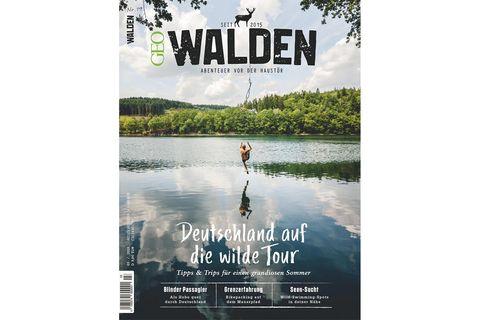 WALDEN 03/2020: Deutschland auf die wilde Tour