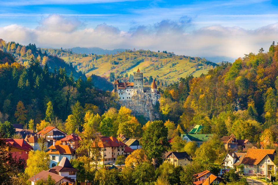 Siebenbürgen, Transsilvanien