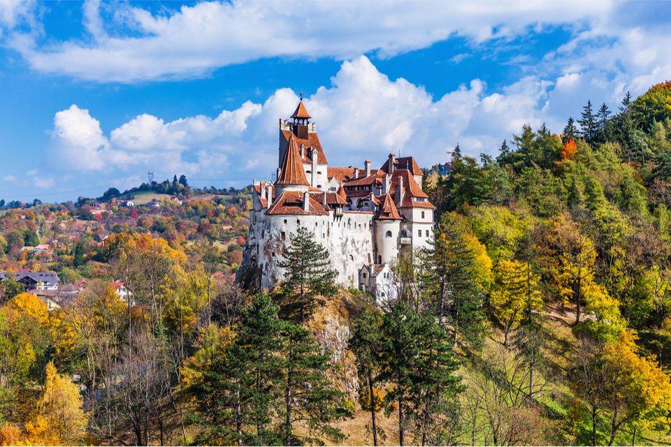 Schloss Bran, Transsilvanien
