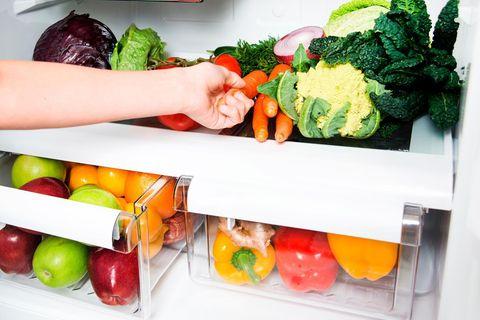 Lebensmittelverschwendung: Was unser Kühlschrank mit dem Klima zu tun hat