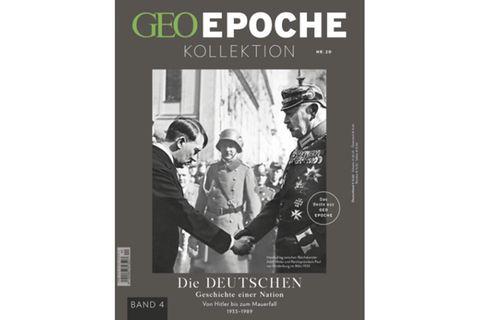 GEO EPOCHE KOLLEKTION Nr. 20: Die Deutschen - Band 4