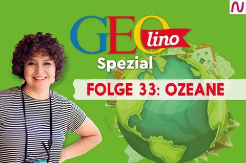 GEOlino Spezial - der Wissenspodcast: Folge 33: Ozeane