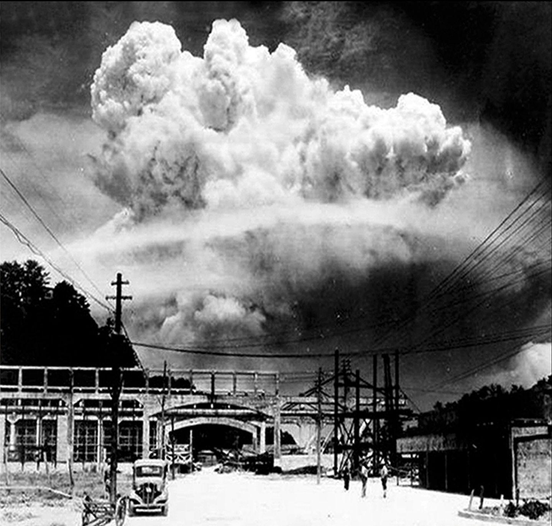 Die Bombardierung von Nagasaki