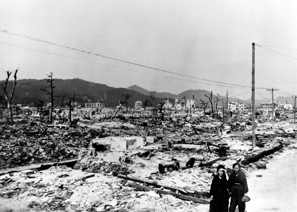 """Fat Man"", Nagasaki"