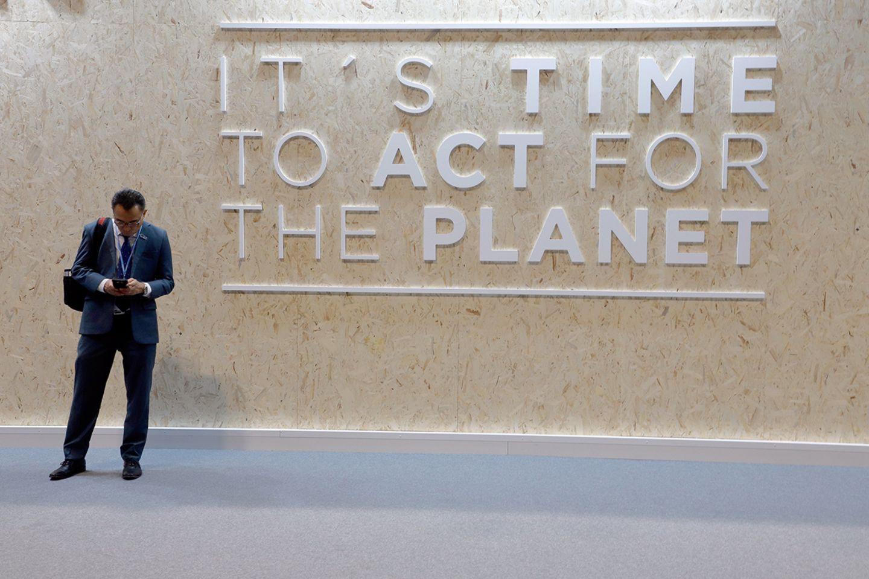 Klimakrise: Das Motto der Klimakonferenz in Madrid wurde klar und groß kommuniziert. Über die erzielten Ergebnisse zeigten sich am Ende die wenigsten Teilnehmer zufrieden