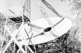 Grote Rebers erstes Radioteleskop
