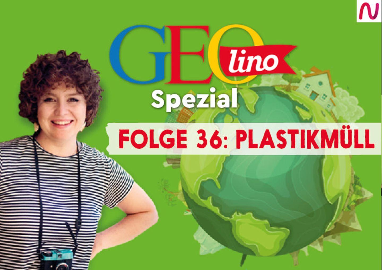 GEOlino Spezial - der Wissenspodcast: Folge 36: Plastikmüll