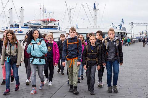 Wie wir die Welt retten: Klassenfahrt fürs Klima